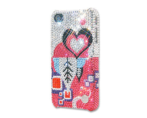 Feminine Bling Crystal iPhone 7 Plus Cases
