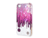 Torrent Bling Swarovski Crystal Galaxy Note 5 Phone Cases - Purple