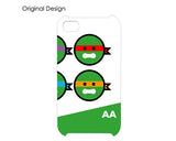 Ninja Peas Bling Crystal iPhone 6 Cases