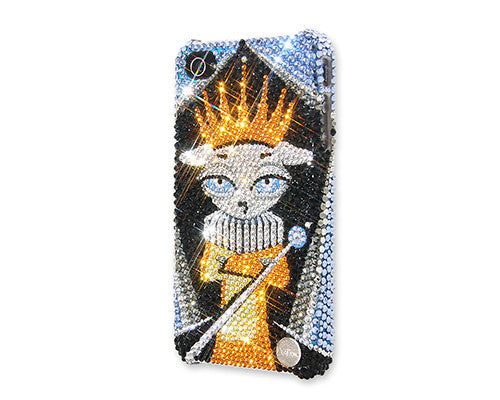 The King Bling Crystal Galaxy Note 5 Phone Cases