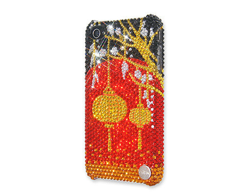 Chinese Lantern Bling Crystal iPhone 7 Cases