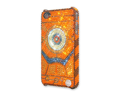 Robot Bling Crystal Galaxy S7 Phone Cases