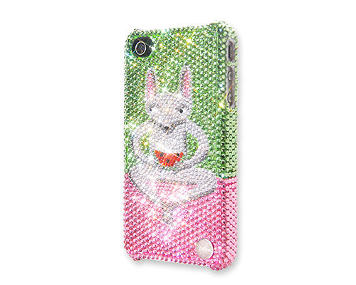 Watermelon Lemur Bling Crystal Galaxy Note 5 Phone Cases