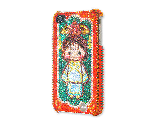 Princess Qing Bling Crystal Galaxy S7 Phone Cases