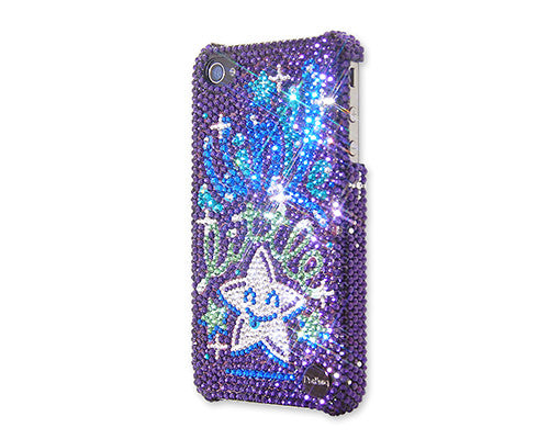 Twinkle Star Bling Crystal Galaxy Note 5 Phone Cases