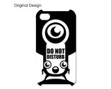 Do Not Disturb Bling Crystal iPhone 7 Plus Cases