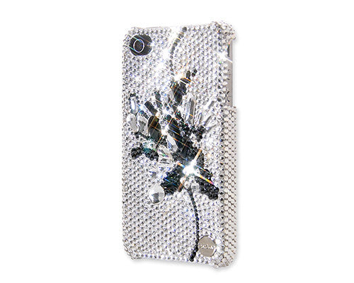 Falling Snow Bling Crystal iPhone 7 Plus Cases