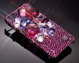 Luminosus 3D Bling Swarovski Crystal iPhone 6 Cases