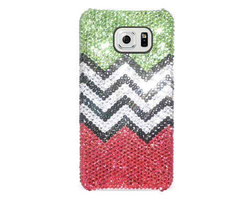 Wavelength Bling Swarovski Crystal Galaxy Note 5 Phone Cases