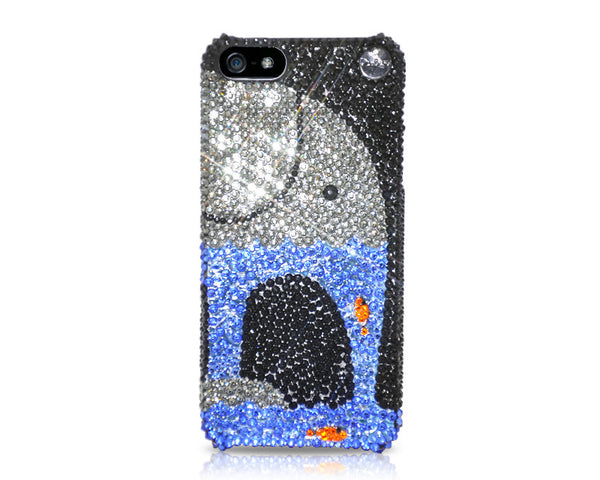 Elephant Bling Crystal Phone Case