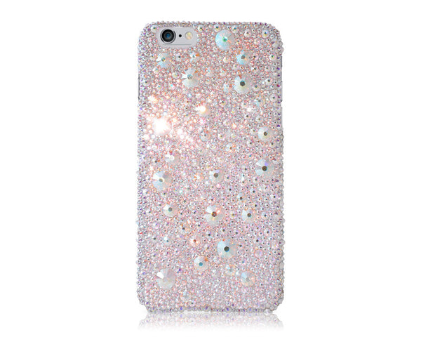 Scattered Drops Bling Swarovski Crystal Galaxy S7 Phone Cases