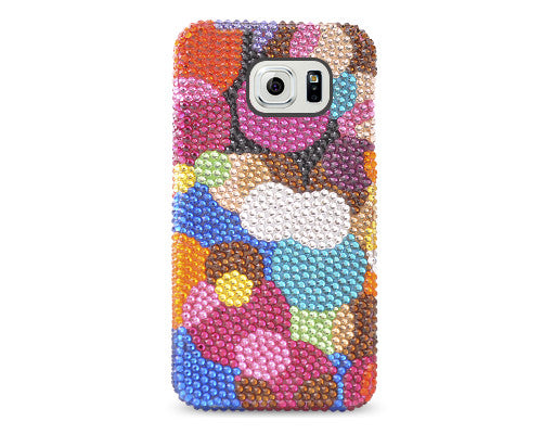 Colorful Bubble Bling Swarovski Crystal iPhone 7 Plus Cases