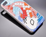 Wealthy Koi Bling Swarovski Crystal Galaxy Note 5 Phone Cases