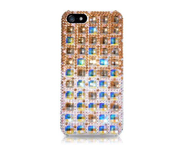 Grand Cubic Bling Crystal iPhone 6S Plus Cases