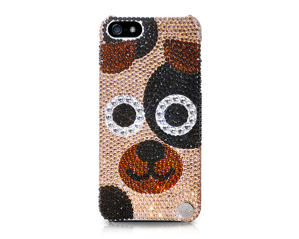 Chinese Zodiac Series Crystal iPhone 7 Cases - Dog