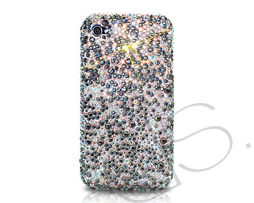 Scatter Bling Crystal Galaxy S7 Phone Cases - Black