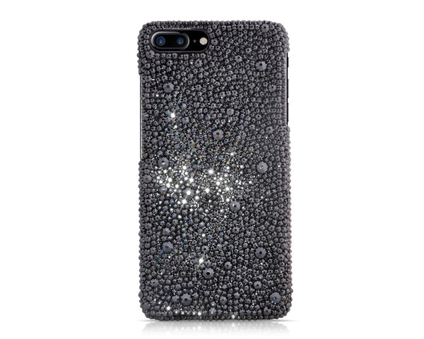 Anomaly Bling Crystal iPhone 7 Cases - Black