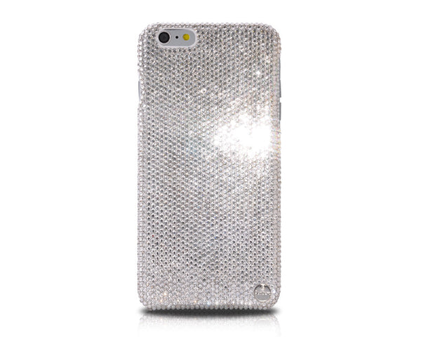 Classic Swarovski Crystal iPhone 7 Plus Cases - Silver