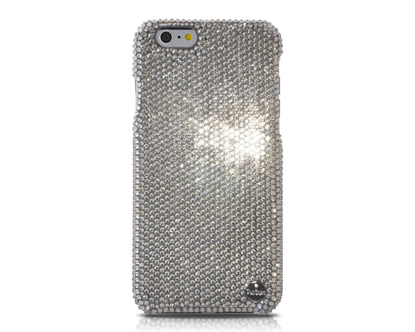 Classic Swarovski Crystal iPhone 7 Plus Cases - Black Diamond