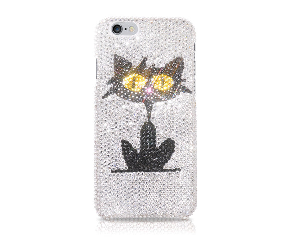Catty Bling Crystal iPhone 7 Cases