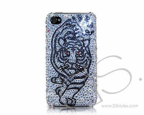 Tiger Force Bling Crystal Galaxy Note 5 Phone Cases