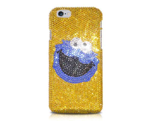 Cookie Monster Bling Crystal iPhone 7 Plus Cases