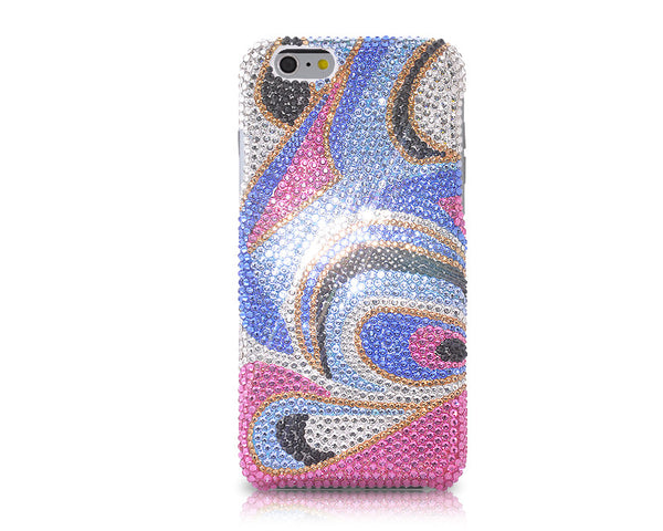Abstract Bling Crystal iPhone 7 Cases