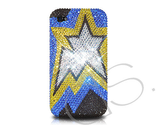 Thunder Bling Crystal Galaxy Note 5 Phone Cases
