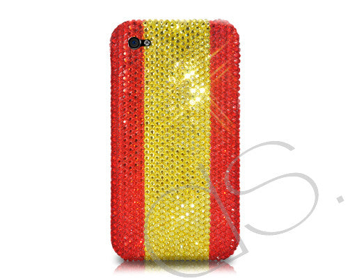 National Series Bling Crystal iPhone 6 Cases - Spain