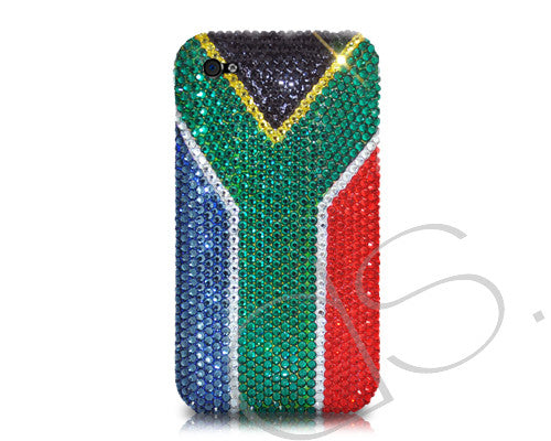 National Series Bling Crystal iPhone 6 Cases - South Africa