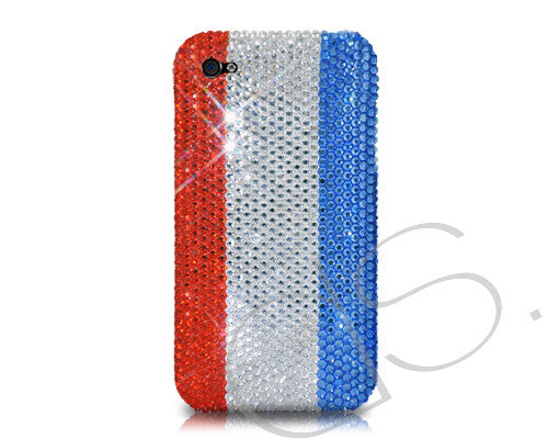 National Series Bling Crystal iPhone 6 Cases - Netherlands