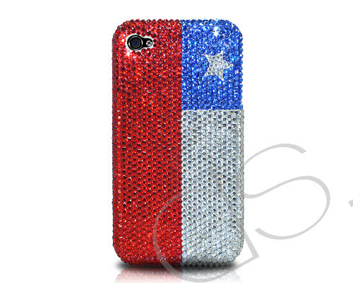 National Series Bling Crystal iPhone 6 Cases - Chile