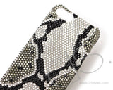 Split Bling Crystal Galaxy S7 Phone Cases - Gray
