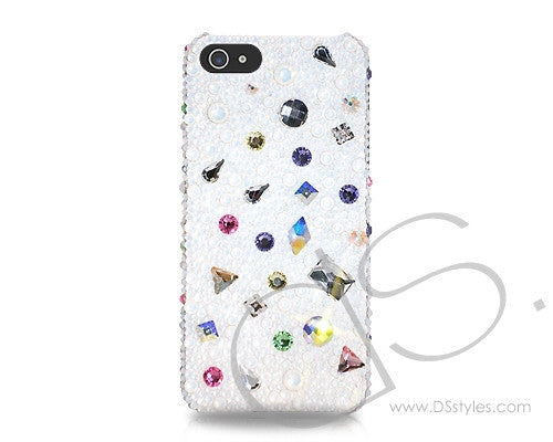 Drops Scatter Bling Crystal iPhone 7 Plus Cases