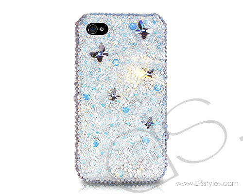 Mini Butterfly Bling Crystal iPhone 6 Cases