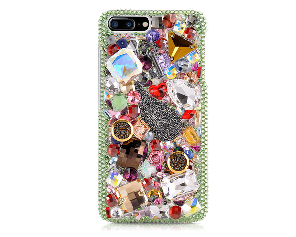 Diamante Bling Swarovski Crystal iPhone 7 Plus Cases