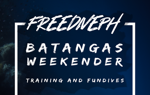 Freediving Weekender - Training and Fundives