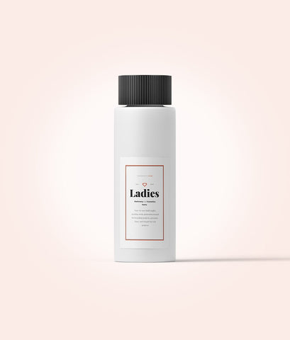 Milky white lotion
