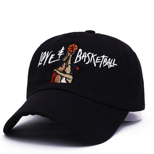 Love & Basketball Dad Hat