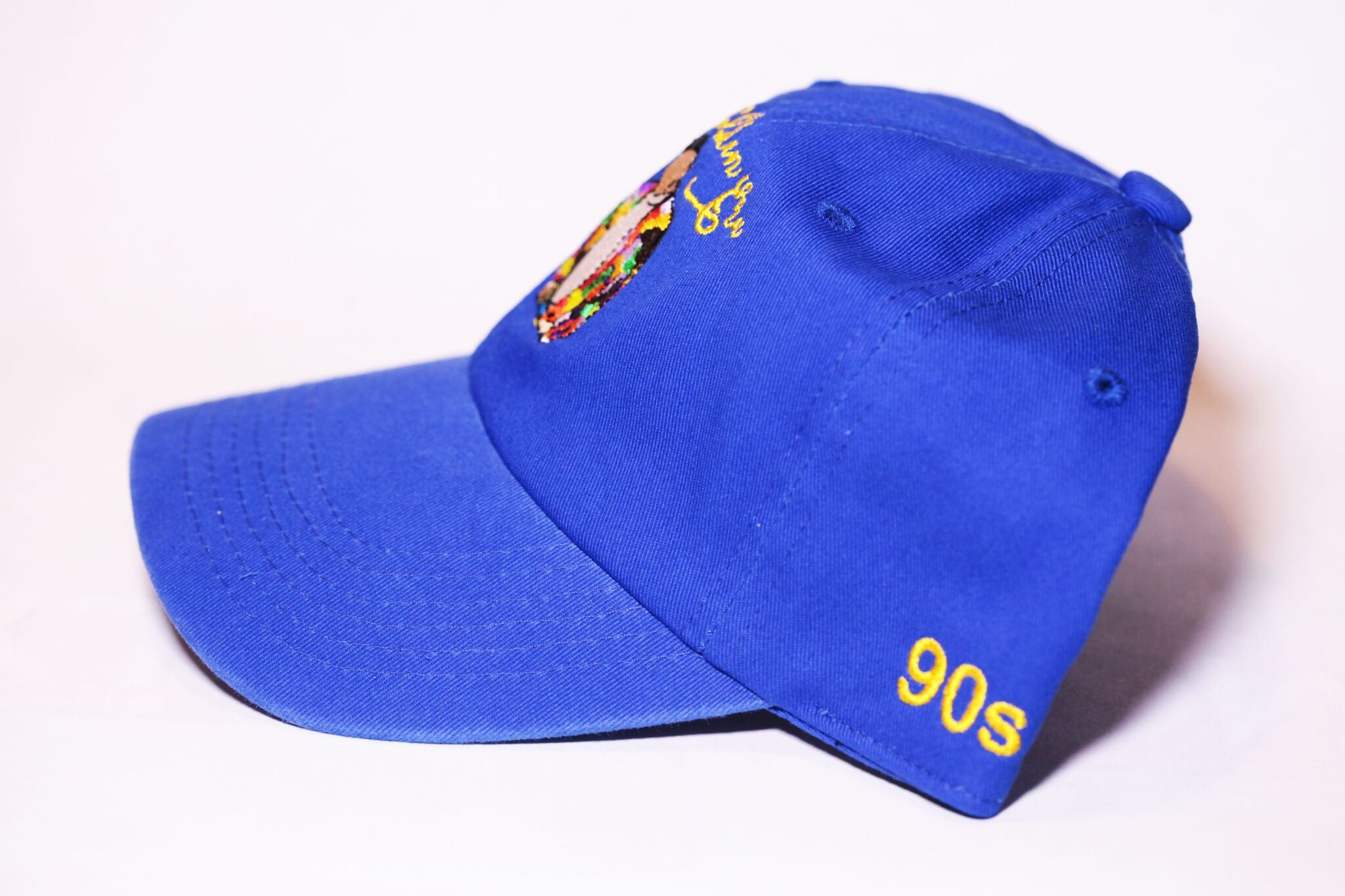 Royal Blue Fresh Unstructured Dad Hat