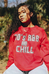 90's R&B And Chill Crewneck
