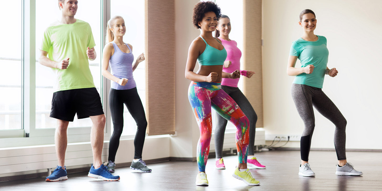 Dancing regularly as an aerobic exercise for cardio