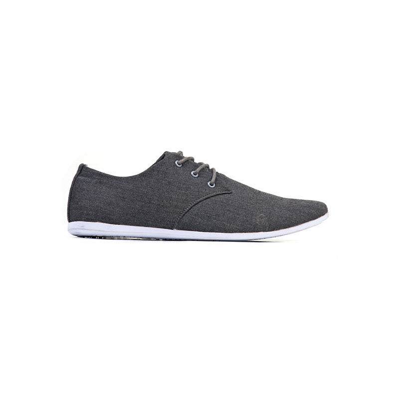 vans black canvas shoes