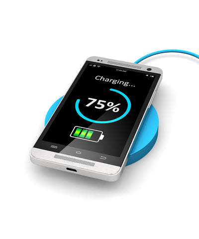 Basic Fitness White Smart Watches