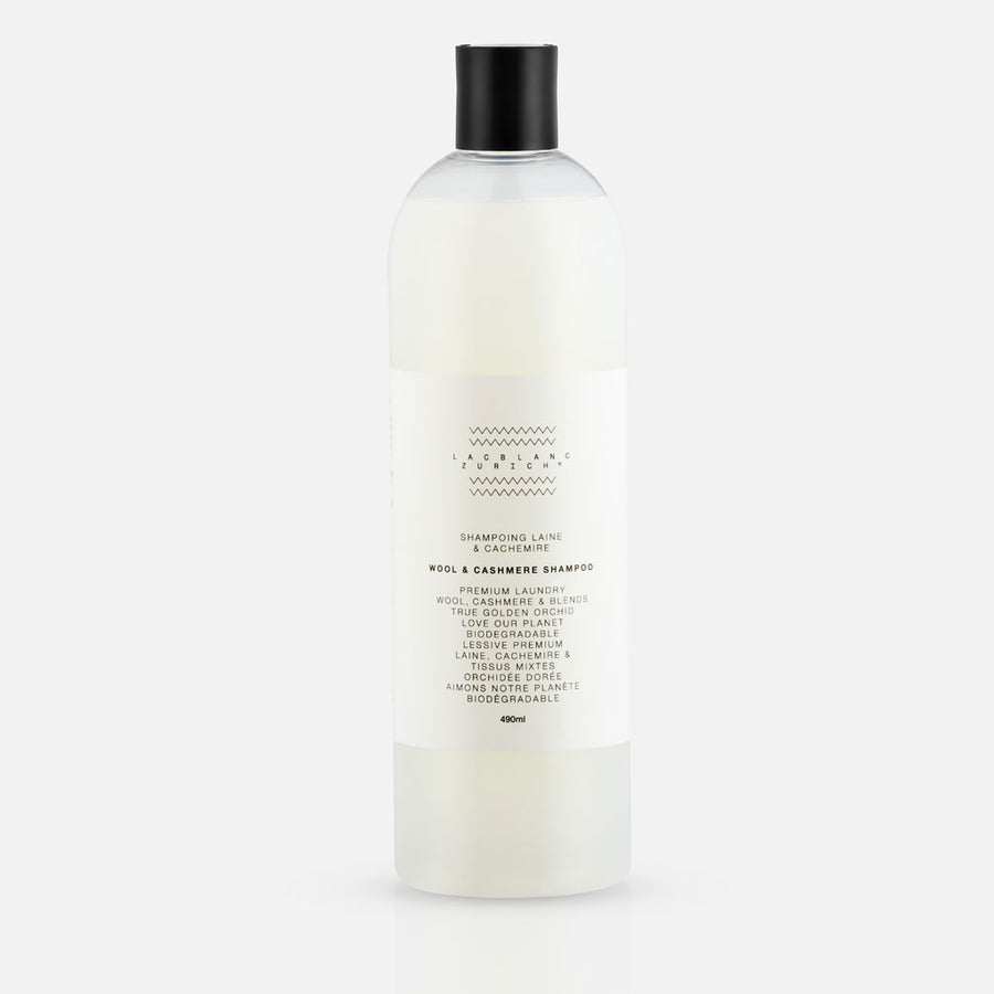 Wool & Cashmere Shampoo 490ml