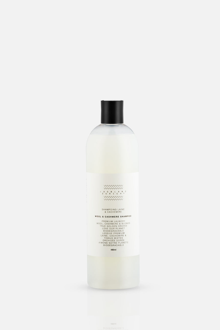 Wool & Cashmere Shampoo 490ml *6 , buy 6 get 1 free