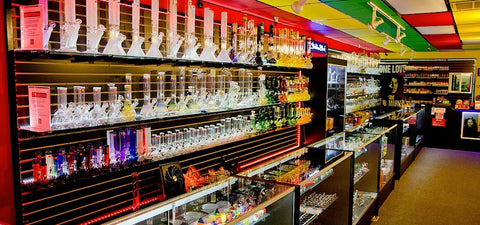 Wholesale Bongs & Glass Pipes Bulk Supplies | Luxe Products USA