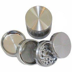 Wholesale Premium 4-Part Steel Grinders (1-100 Units)