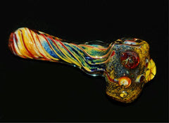 Wholesale 4.5-5.5 Inch Glass Pipes <br> (Choose from 1-100 Units)
