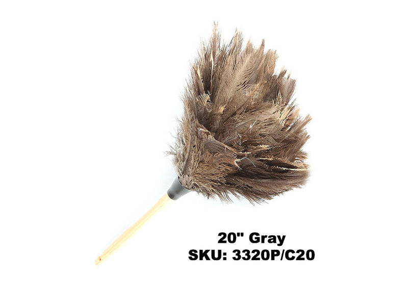 "20"" Economy Ostrich Feather Duster"